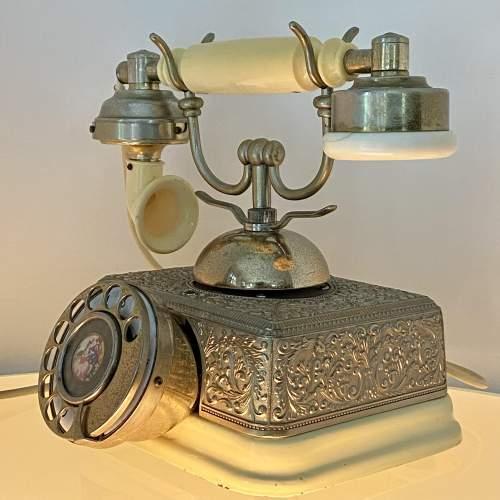 Vintage Kitsch Binatone Telephone image-4