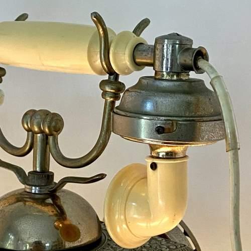 Vintage Kitsch Binatone Telephone image-6