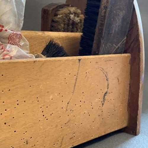 Vintage Kiwi Shoe Shine Box image-4