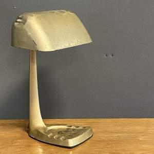 1930s Streamlined Art Deco Desk Lamp