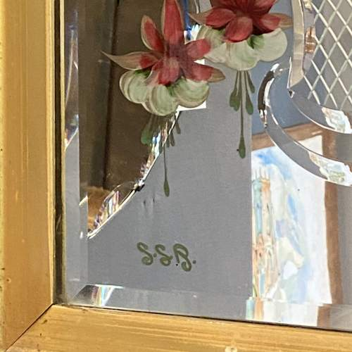 Pair of Edwardian Painted Mirrors image-4
