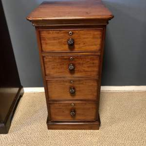 William IV Tall Chest of Drawers