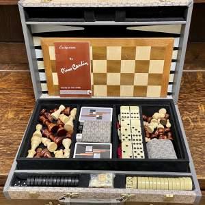 Pierre Cardin Games Compendium Box