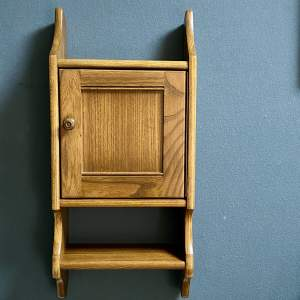 Ercol Wall Key Cabinet
