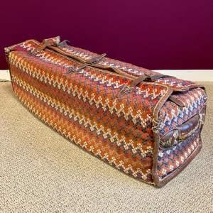 North African Bedouin Berber Bedding Bag