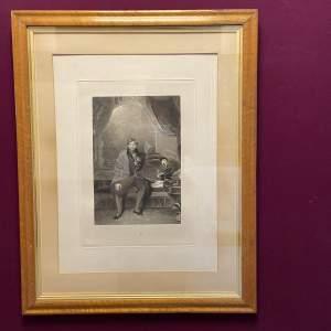George IV Portrait by Sir Thomas Lawrence 1841