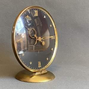 Mid 20th Century Stellic Clock by Jaz