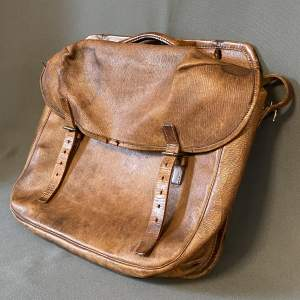20th Century Leather Dispatch Riders Bag