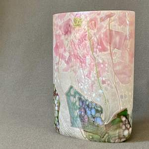 Isle of Wight Flower Garden Vase