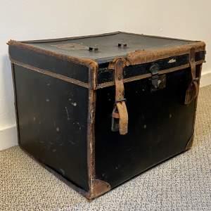 Very Large Vintage Hat Box