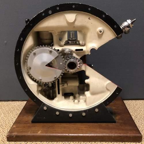 Museum Piece Cutaway Rolls Royce Derwent Jet Engine image-2