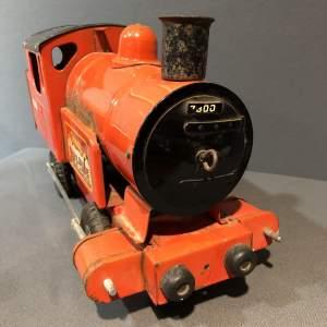 Original Triang Puff Puff Train