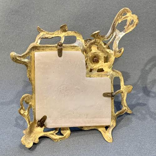 Early 20th Century French Gilded Brass Candlestick image-6