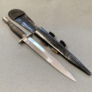 Post WWII Fairburn Sykes 3rd Pattern Fighting Knife