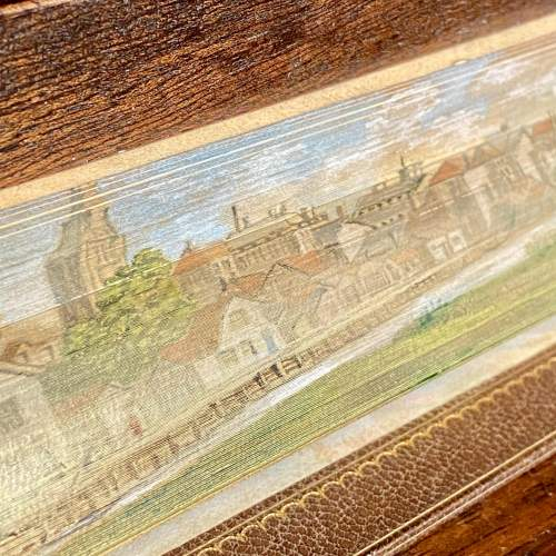 19th Century Fore Edge Painted Book The Works of Lewis Morris image-2