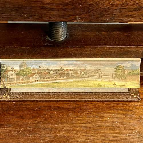 19th Century Fore Edge Painted Book The Works of Lewis Morris image-6
