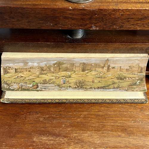 19th Century Fore Edge Painted Book Wordsworth, C. Poetical Work image-3