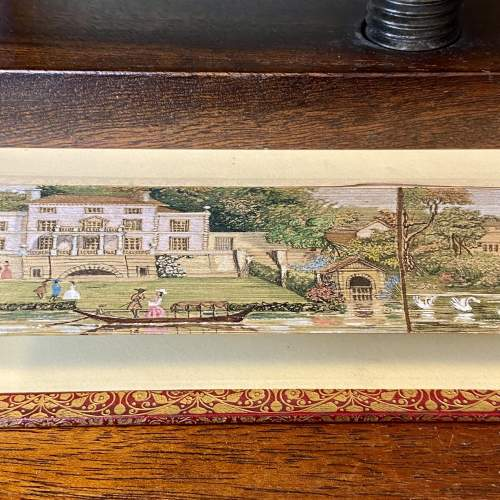 19th Century Fore Edge Painted Book The Poetical Works image-2