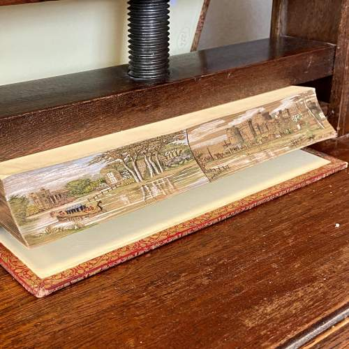 19th Century Fore Edge Painted Book The Poetical Works image-3