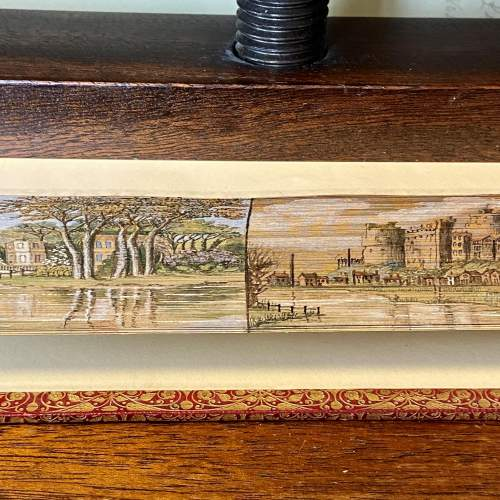 19th Century Fore Edge Painted Book The Poetical Works image-6