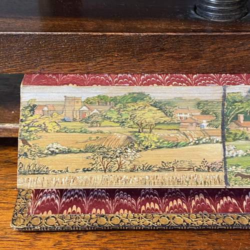 19th Century Fore Edge Painted Book Carthage & the Carthaginians image-2