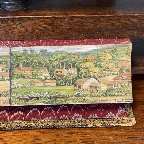 19th Century Fore Edge Painted Book Carthage & the Carthaginians image-3