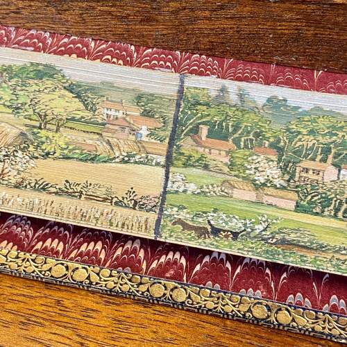 19th Century Fore Edge Painted Book Carthage & the Carthaginians image-4