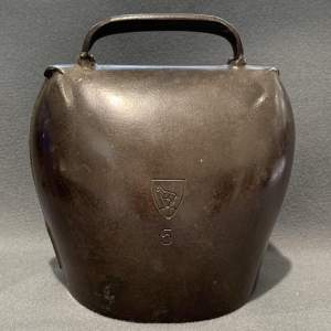 Early 20th Century Shepherds Bell