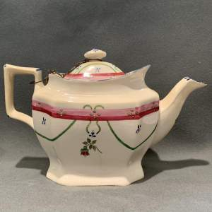 Early 19th Century Georgian Pottery Teapot