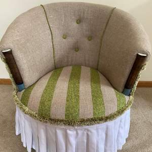 Wimbledon Centre Court Tennis Chair - by Rhubarb Chairs of London