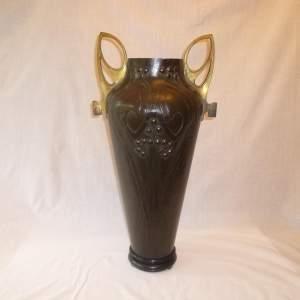 Very Large WMF Art Nouveau Urn