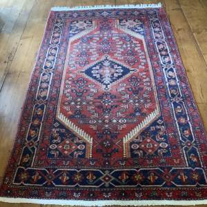 Superb Quality Hand Knotted Persian Rug Malayer Wonderful Colours