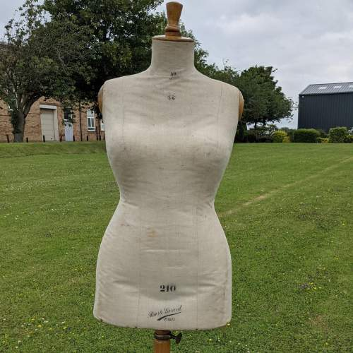 French Dress Makers Mannequin Dummy by Girard of Paris image-6