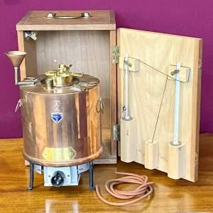 1960s Flash Point Tester Scientific Instrument