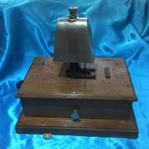 G.W.R. Western Region Cow Bell - Tapper Bell Type