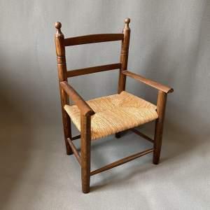 Vintage Dolls Chair