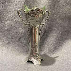 WMF Silver Plated Art Nouveau Posy Vase