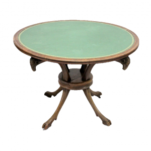 Regency Mahogany Circular Table