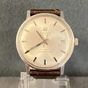 1960s Tissot Auto Wristwatch