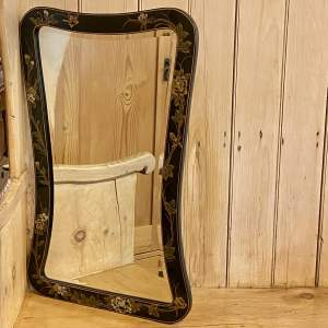 20th Century Japanese Style Design Wall Mirror