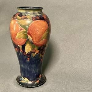 Early 20th Century Moorcroft Pomegranate Vase