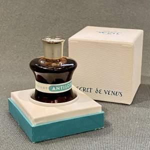 1940s Rare Weil Secrets De Venus Bath Oil Perfume