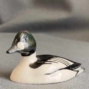Beswick Peter Scott Goldeneye Duck Figure