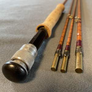 Foster Brothers Vintage Fly Fishing Rod