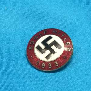 A German N.S.D.A.P. Party Badge