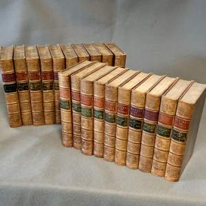 19th Century 20 Volumes of the History of Europe