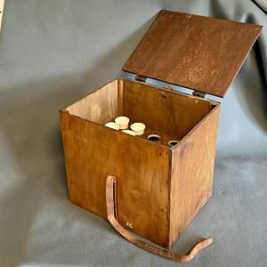 Vintage Samples Box
