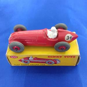 Dinky Alfa Romeo Racing Car