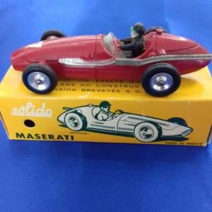 Solido Maserati 250
