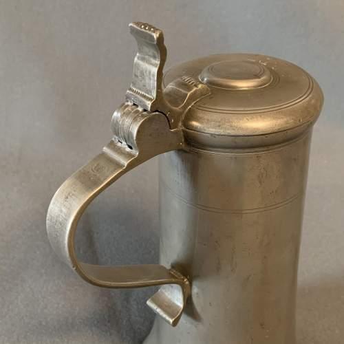 Antique Pewter Flagon image-3